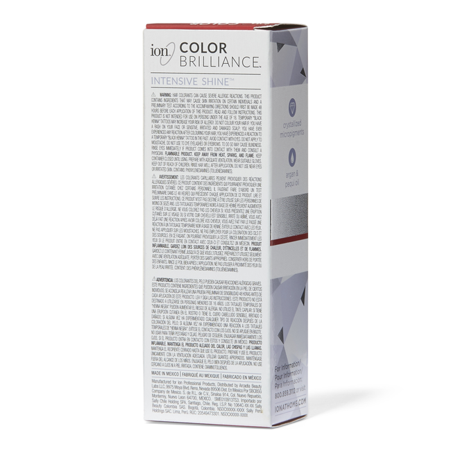 4IR Medium Intense Red Permanent Liquid Hair Color