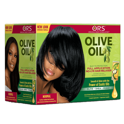 Olive Oil Normal Creme Relaxer