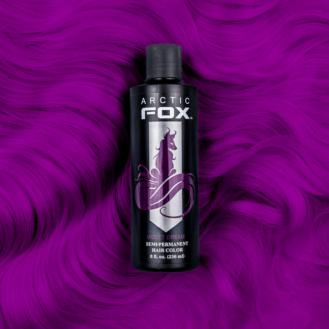 Violet Dream Semi Permanent Hair Color 8 oz.