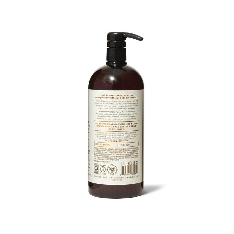 Coconut Oil Moisture & Nourish Shampoo
