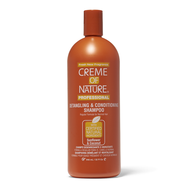 Professional Detangling & Conditioning Shampoo