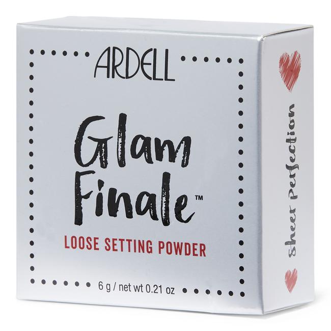 Glam Finale Loose Setting Powder Translucent