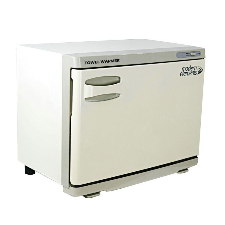 Large White Hot Towel Warmer