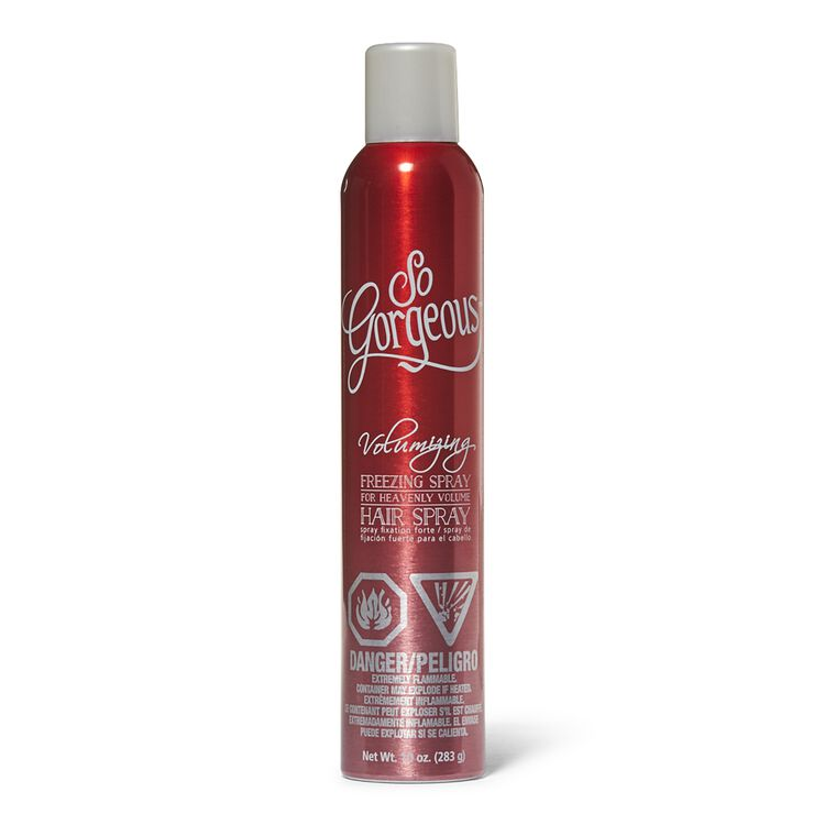 Volumizing Freezing Hairspray