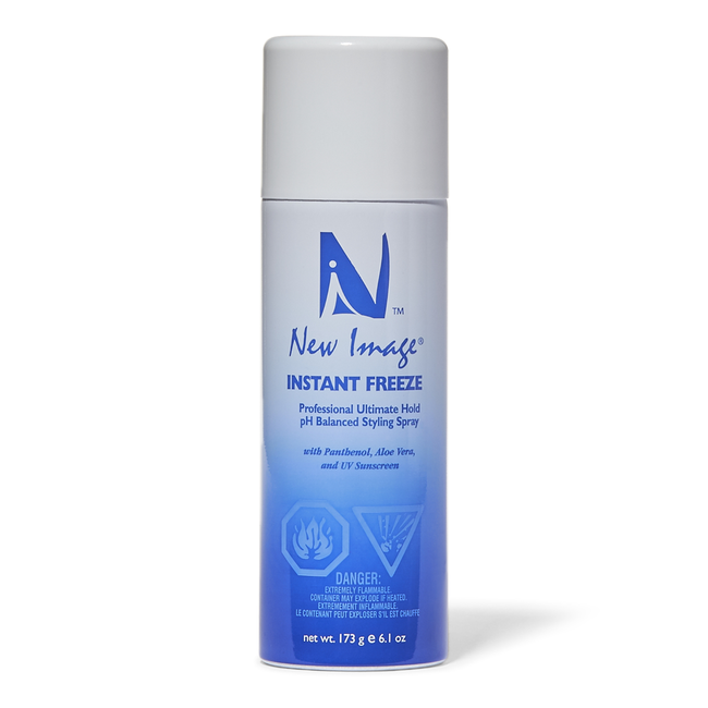 Instant Freeze Ultimate Hold Styling Spray