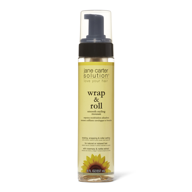Wrap & Roll Mousse