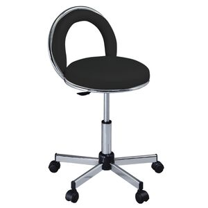 JO JO SR Black Stool