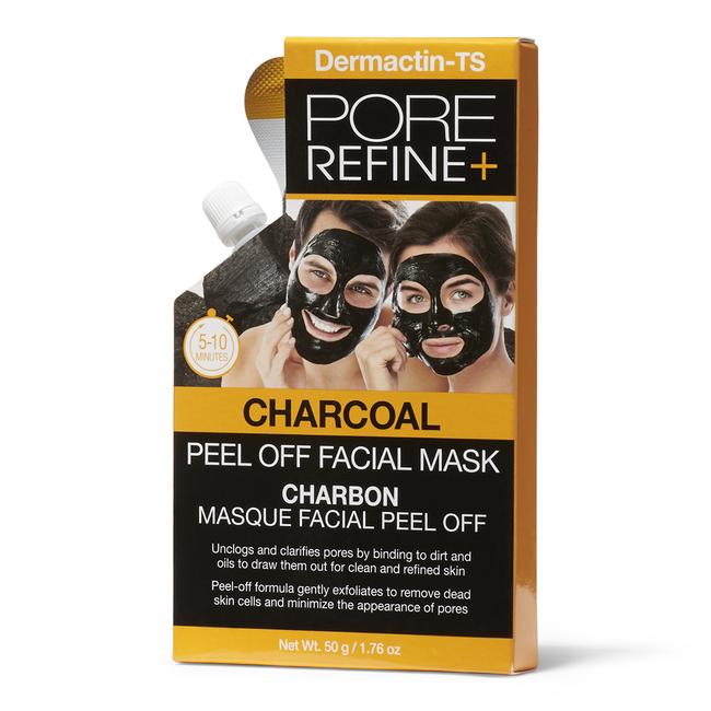 Pore Refine Charcoal Peel Off Mask