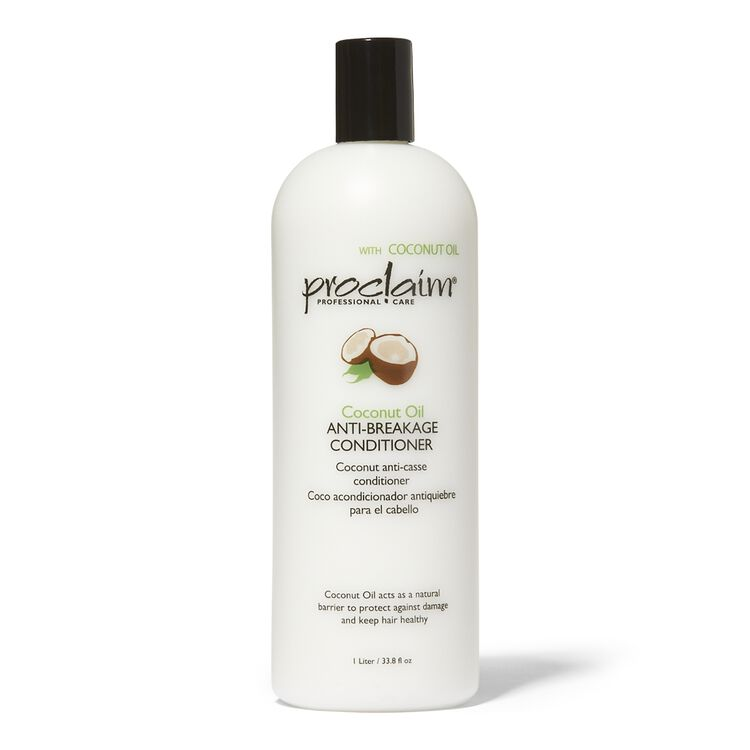 Proclaim Coconut Oil Anti Breakage Conditioner Conditioner Textured Hair Sally Beauty