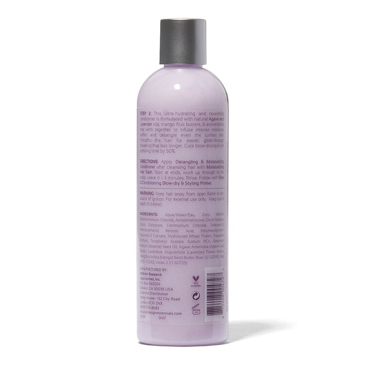 Moisturizing & Detangling Conditioner