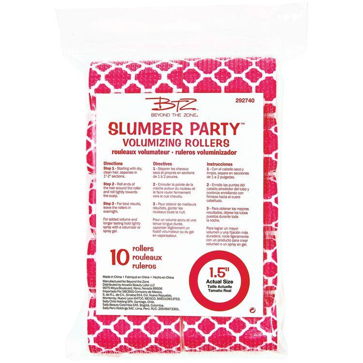 Slumber Party Volumizing Rollers