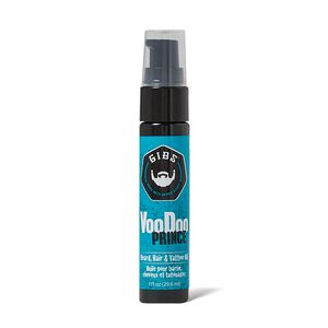 Voodoo Beard, Hair & Tattoo Oil