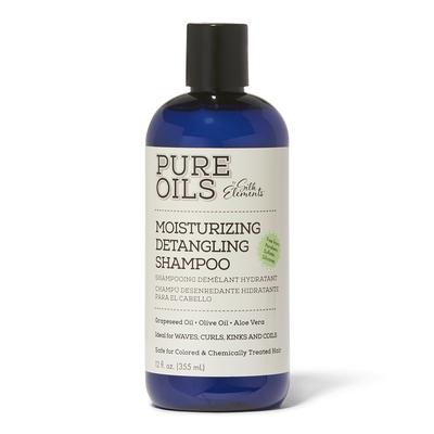 Pure Oils Moisturizing Detangling Shampoo