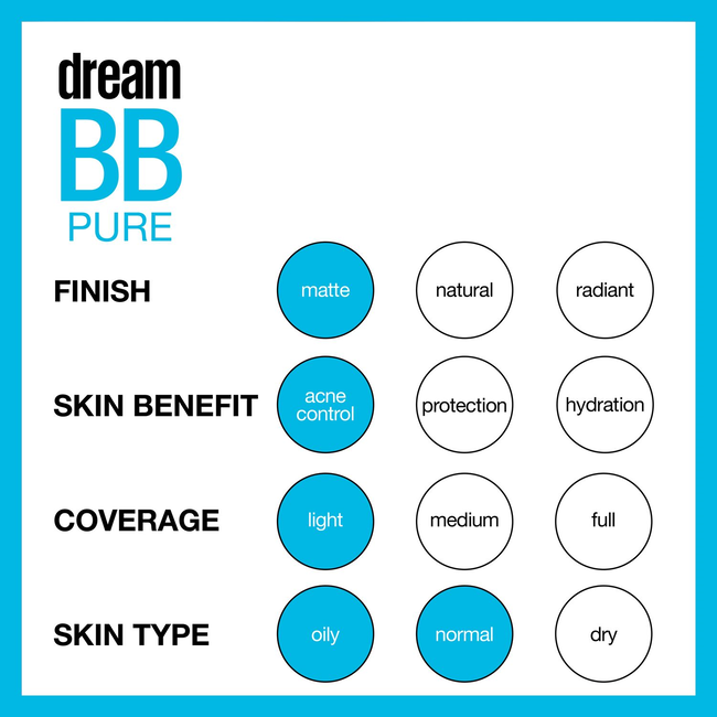 Dream Pure BB Cream