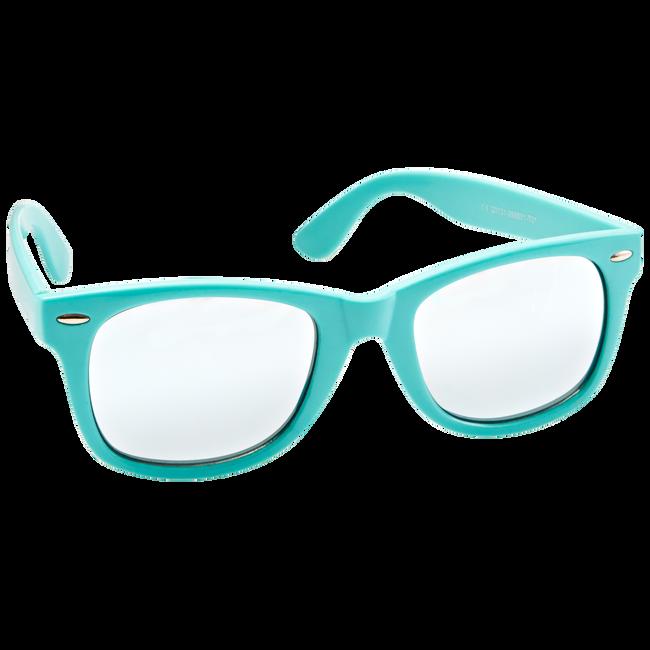Turquoise Fashion Sunglasses
