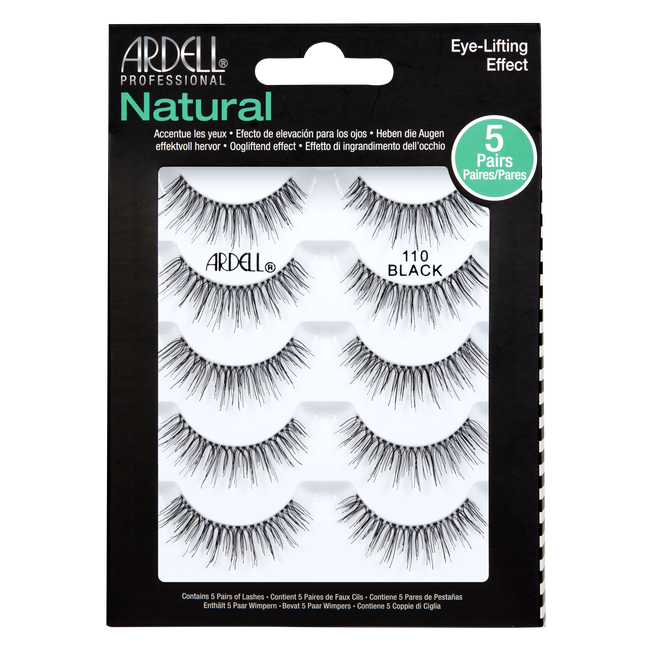 d3179f10821 5-Pack of 110 Black Lashes by Ardell | Eyelash Extensions | Sally Beauty
