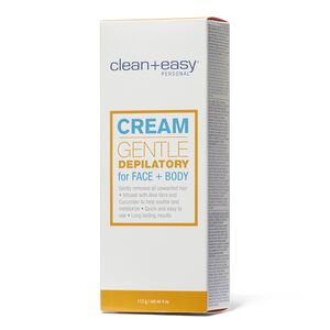 Face & Body Cream Depilatory