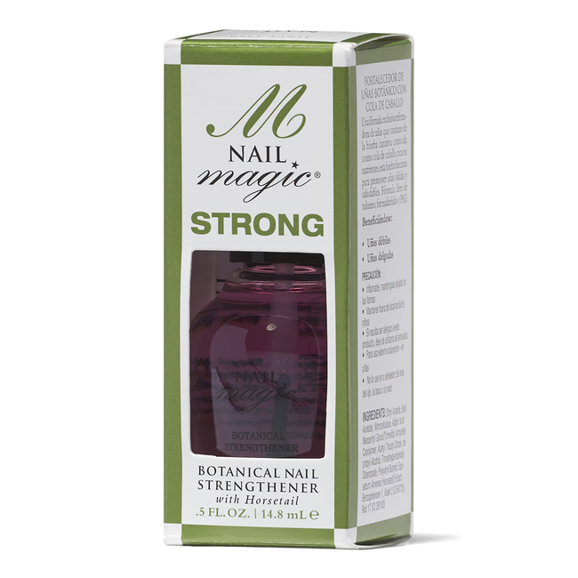 Strong Botanical Horsetail Nail Strengthener
