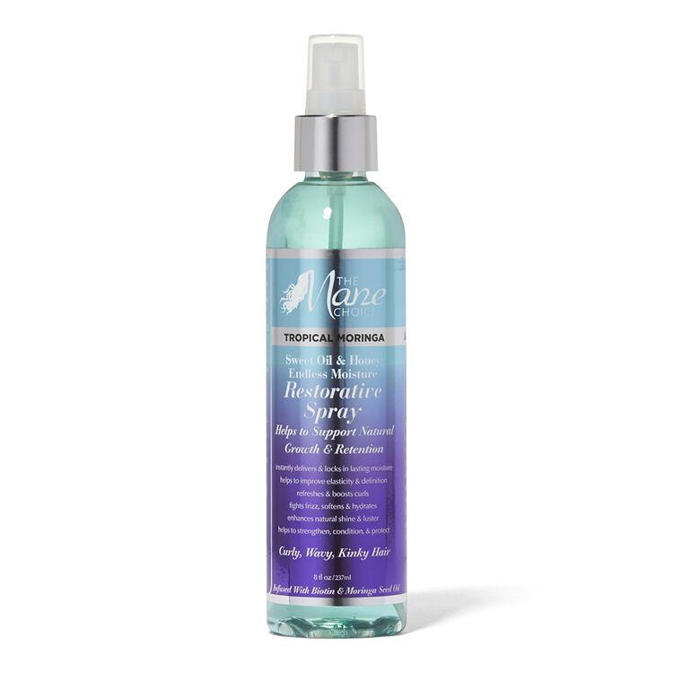 Tropical Moringa Daily Restorative Spray