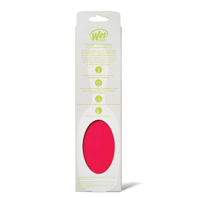 Shine Enhancer Brush Pink