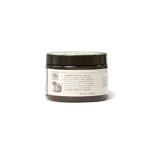 Coconut Oil Rejuvenating Deep Conditioner Jar