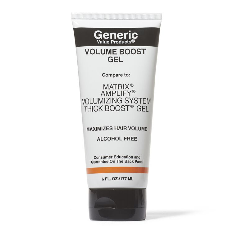 Volume Boost Gel Compare to Matrix Amplify Thick Boost Gel