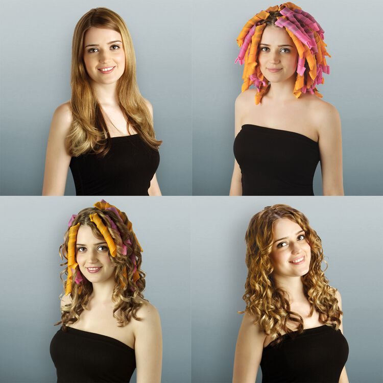 Curlformers® Spiral Curls Styling Kit for Long Hair