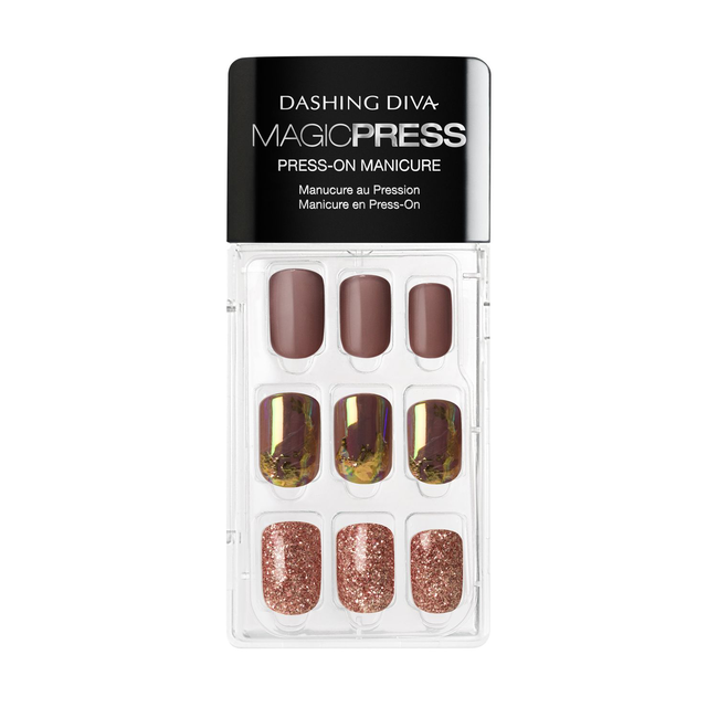 Magic Press on Nails Leader of the Pack