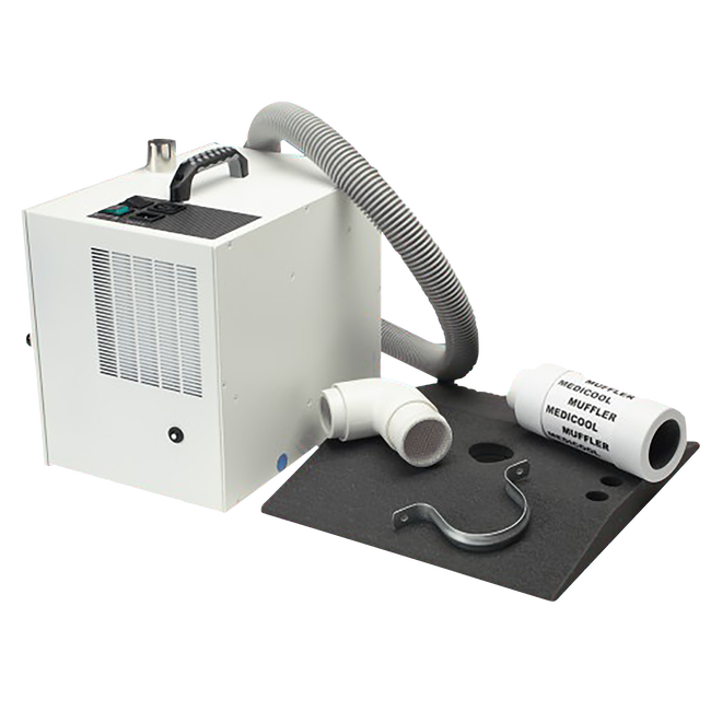 Mani-Vac 1 Dust Capture System