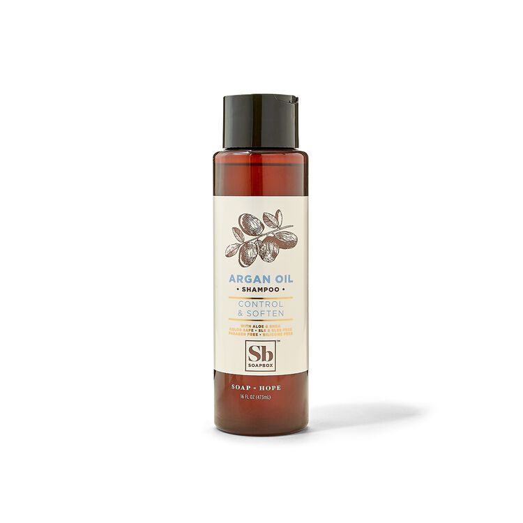 Argan Oil Control & Soften Shampoo