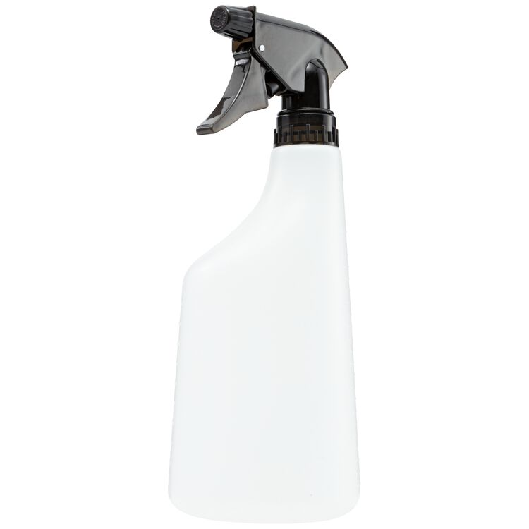 Clear Trigger Adjustable Mist Sprayer
