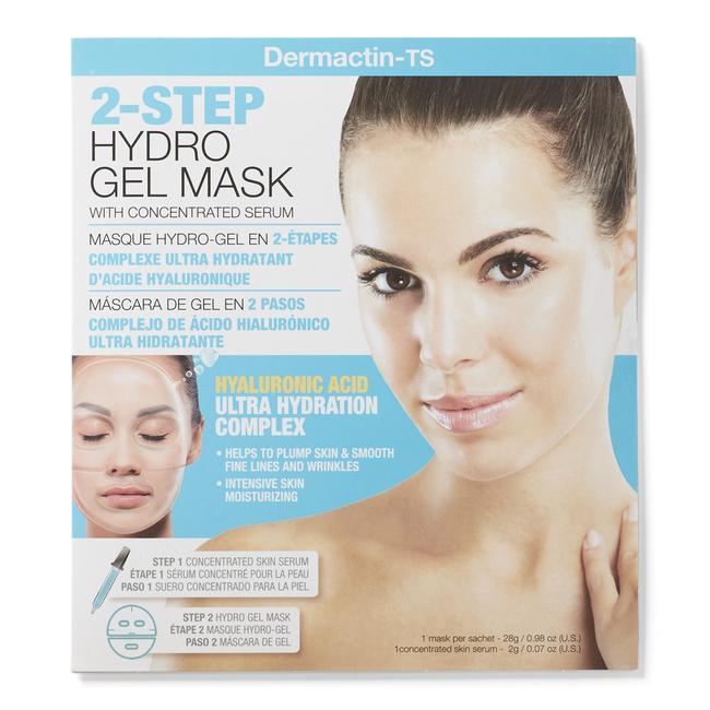 2 Step Hyaluronic Acid  Hydro Gel Mask