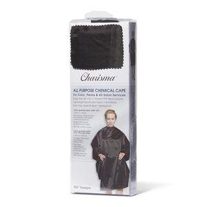 Black Charisma Chemical Cape