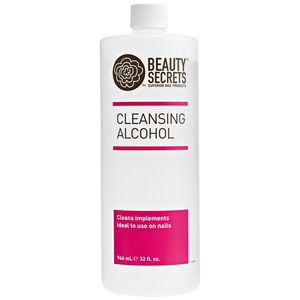 Beauty Secrets Cleansing Alcohol Professional Salon Formula