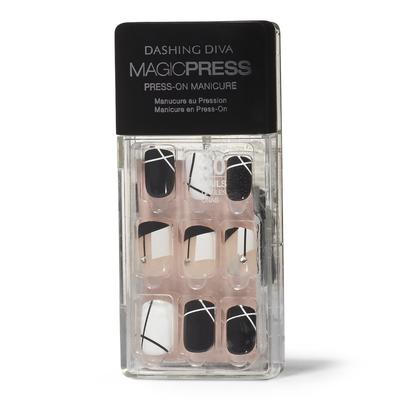 Graphic Detail Press On Nail Kit