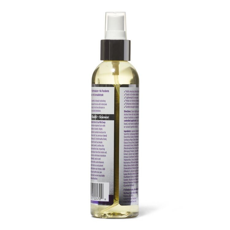 Heavenly Halo Herbal Hair Tonic & Soy Milk Deep Hydration Serum Oil Mist