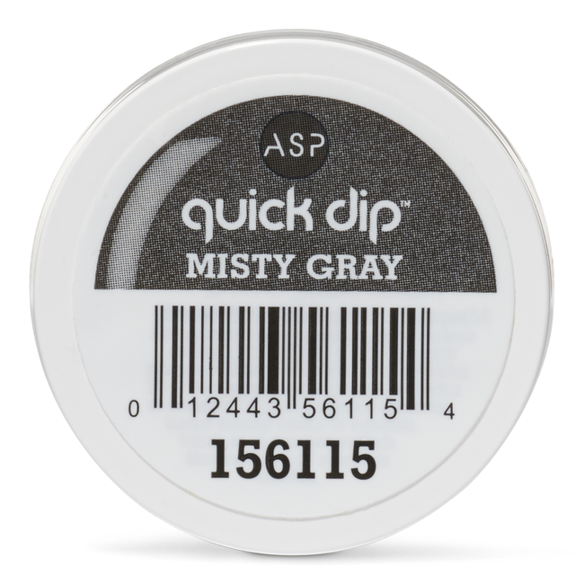Quick Dip Powders Misty Gray