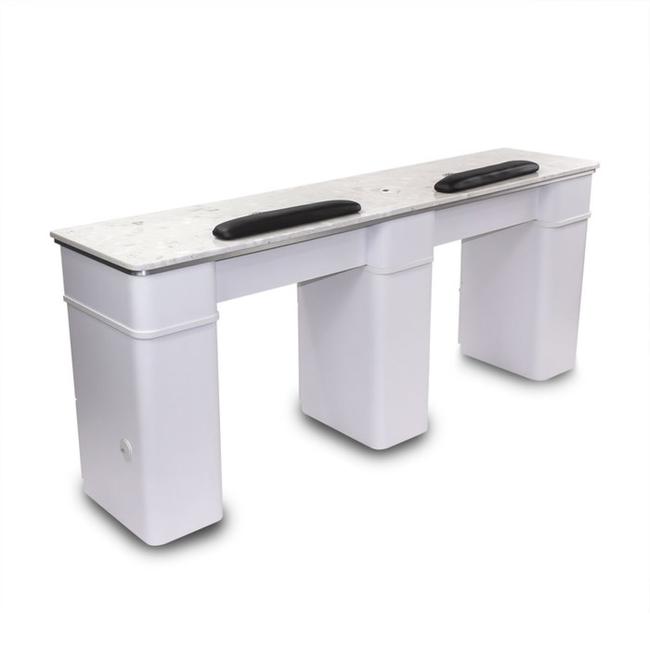 Sonoma Double Manicure Table