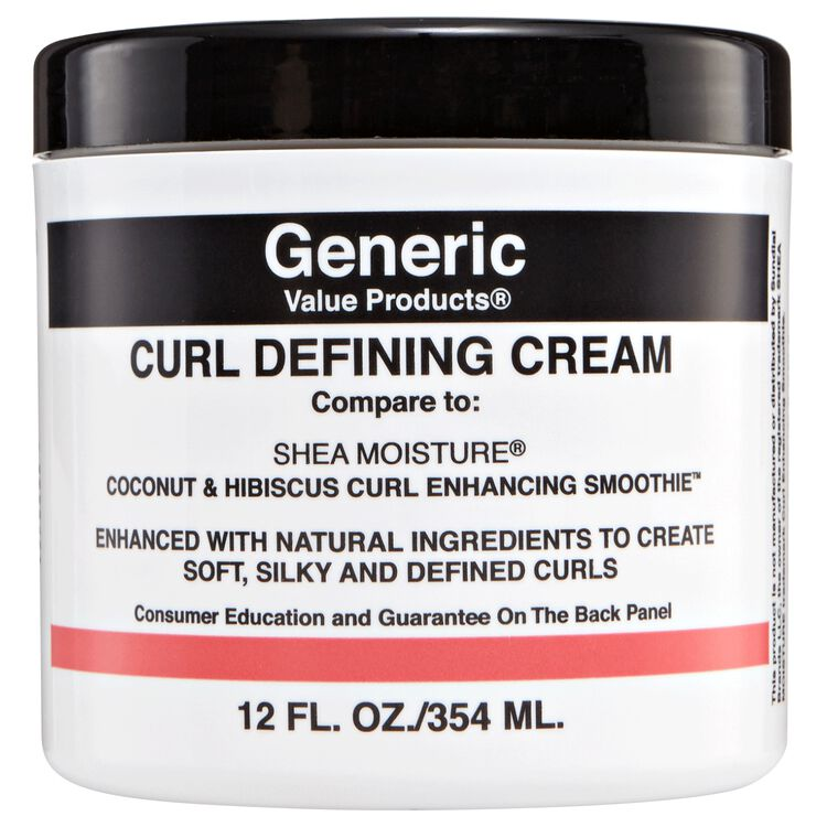 Gvp Curl Defining Cream Compare To Shea Moisture Coconut & Hibiscus Curl Enhancing Smoothie by Sally Beauty