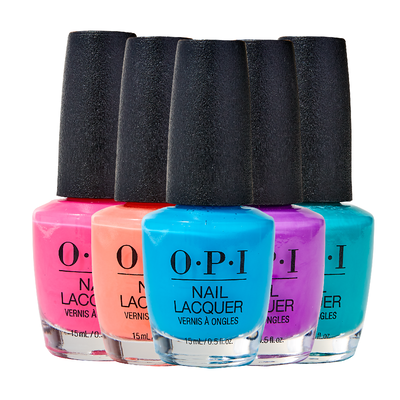 Neon Nail Lacquer