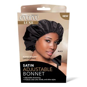 Satin Adjustable Bonnet
