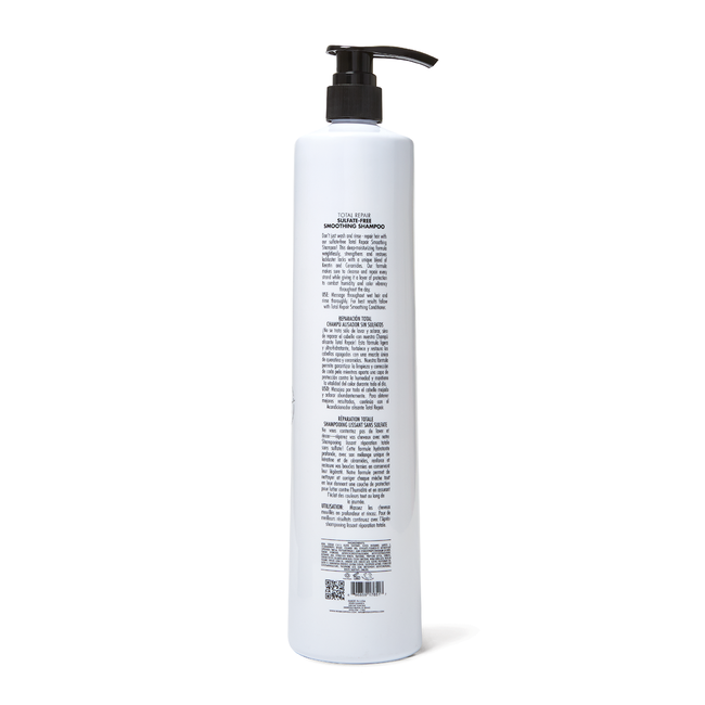 Total Repair Sulfate-Free Smoothing Shampoo