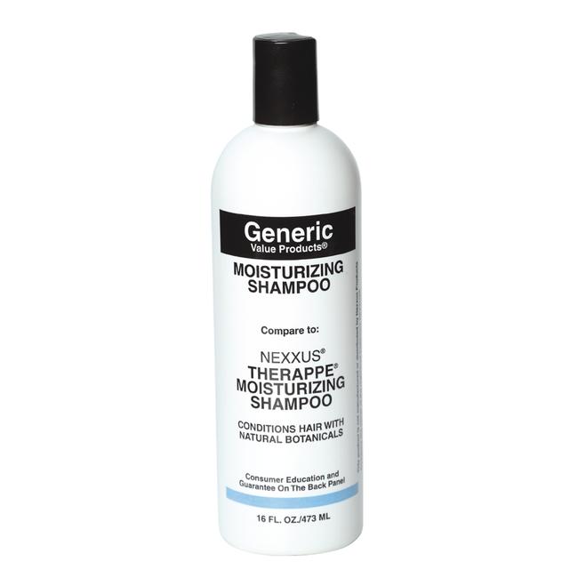 Moisturizing Shampoo Compare to Nexxus Therappe
