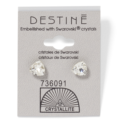 Destine Trillian Crystal Earrings