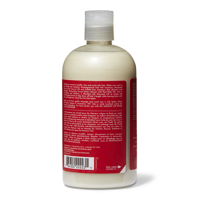 Red Palm Oil & Cocoa Butter Shampoo