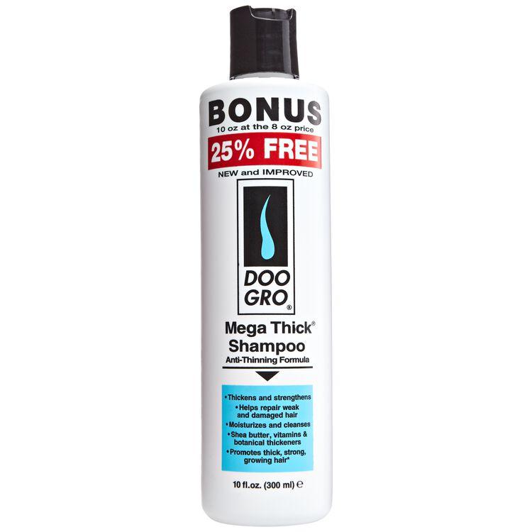 Mega Thick Shampoo