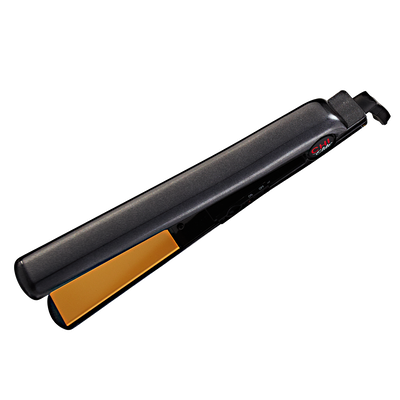 Elite Shimmer Black Flat Iron