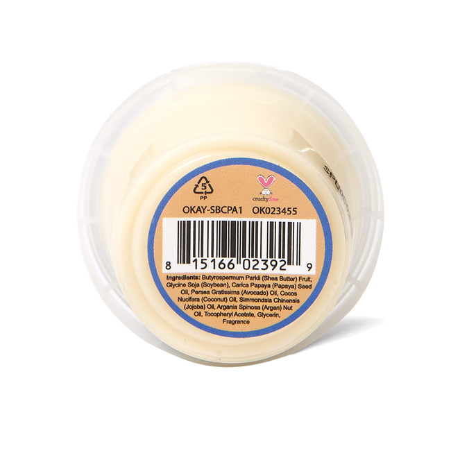 Shea & Papaya Body Butter 1 Oz