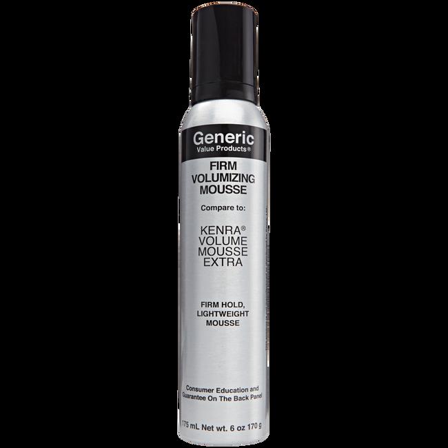 Firm Volumizing Mousse Compare to Kenra Extra Volumizing Mousse Spray