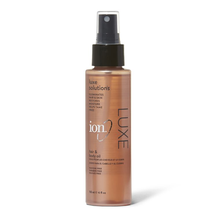 Luxe Hair & Body Oil